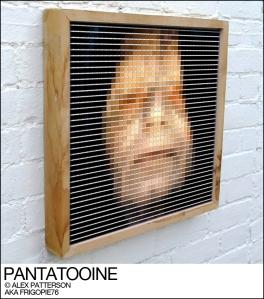 emporer pantone swatch art