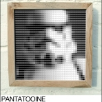 stormtrooper pantone swatch art