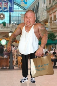 Fat Head Body Builder