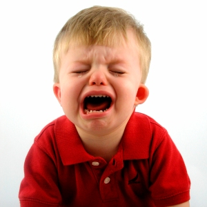 child tantrum