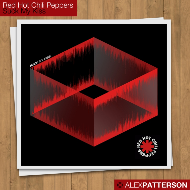 red hot chili peppers suck my kiss