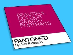 Colour Swatch Portraits