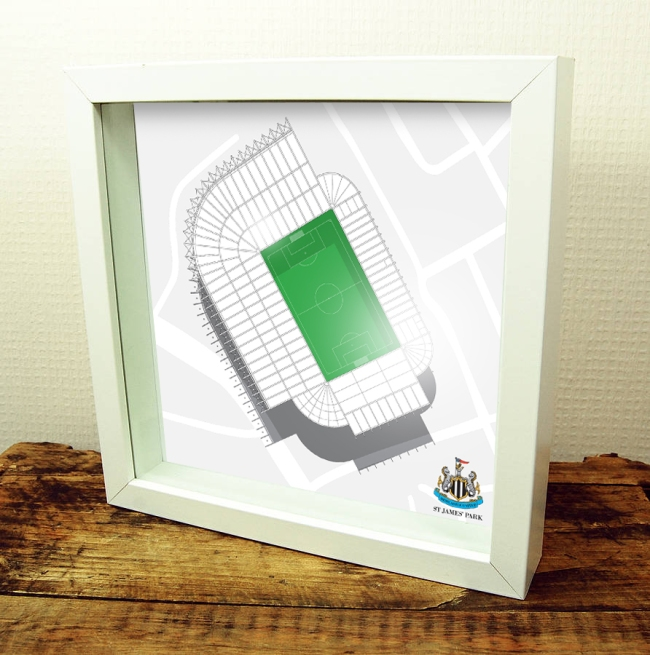 st james park framed