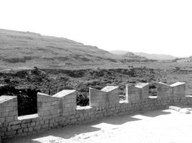 Acropolis ramparts