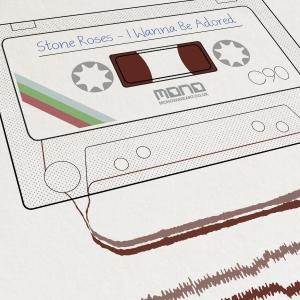 stone roses cassette print detail 1