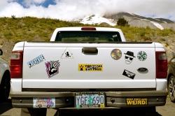 Truck! Dude.