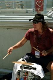 Gnarled Drummer Dude
