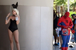 Bunny and Spidey