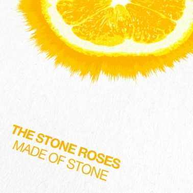 The Stone Roses Made of Stone Title