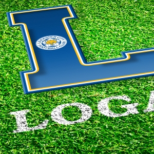 Leicester City Word Art