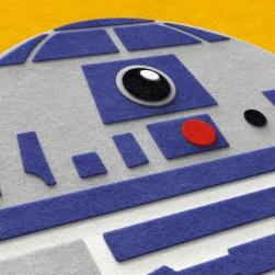 R2D2 Close Up