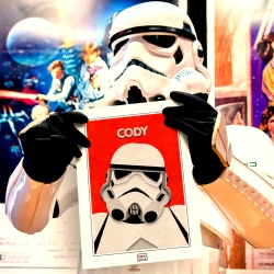 Storm Trooper Minimalist