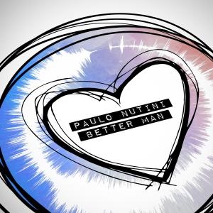 Valentine Heart Sketch Sound Wave Art centre
