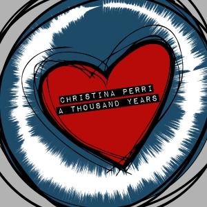 Valentine Heart Sketch Sound Wave Art detail